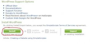 wordpress-install-button