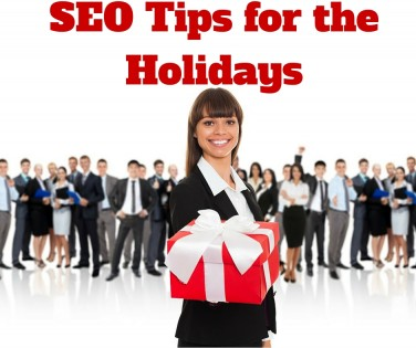 SEO Tips for the Holidays