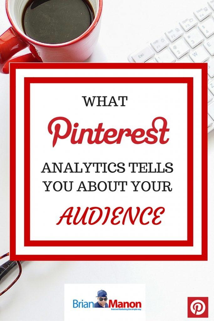 Pinterest Analytics Stratagy