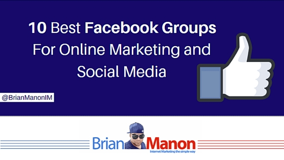 Top Facebook Group for Marketing